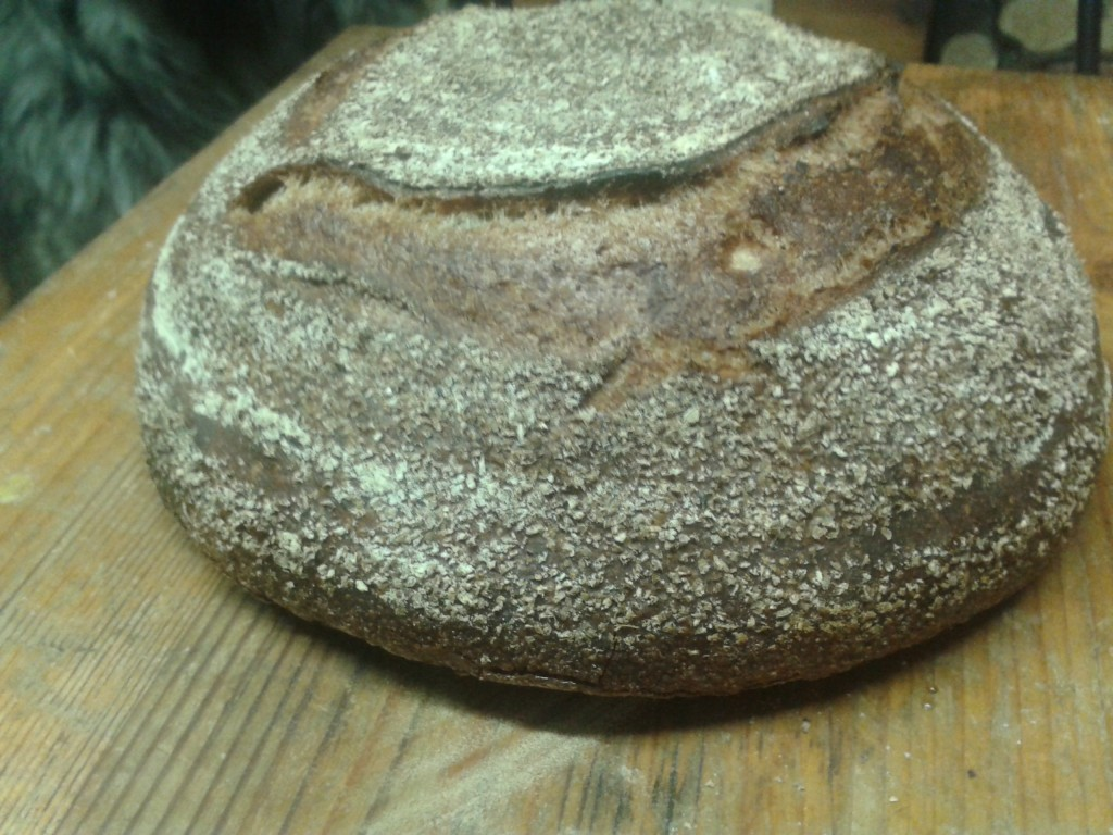 wheatryebarleybread