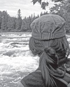 Deedee Sanderson, Madawaska River Rentals
