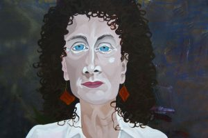 Margaret Atwood by Mendelson Joe