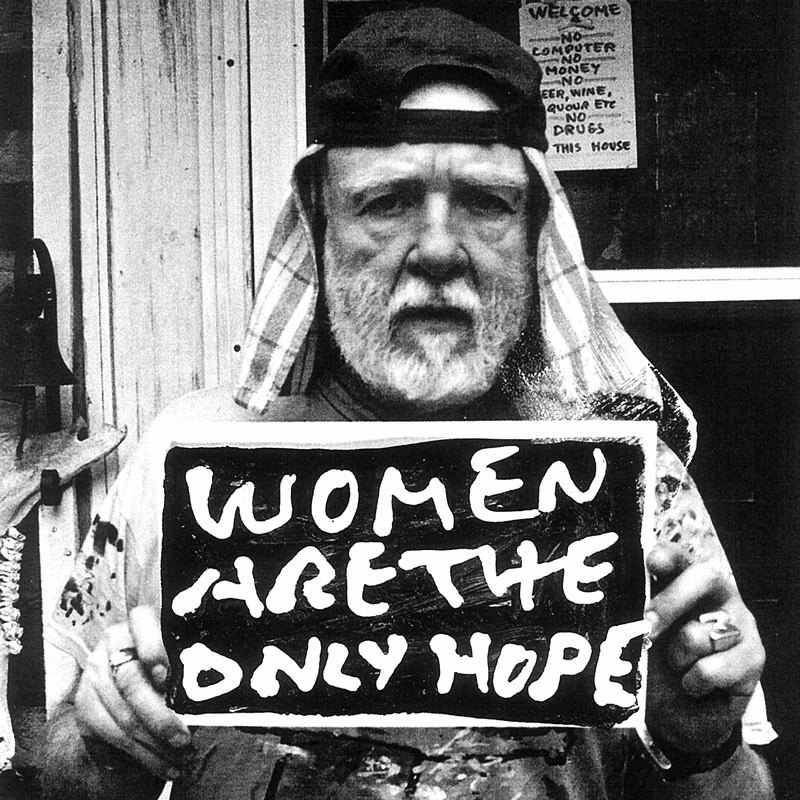 Mendelson Joe Women are the only hope