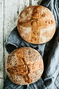 Heather's Hearth Valley Sourdough Bread